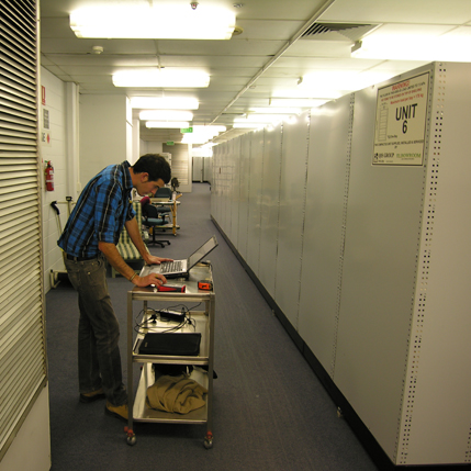 Mobile Shelving Maintenance