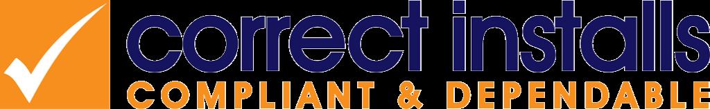 Correct Installs Logo